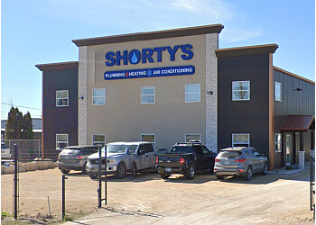 Winnipeg plumber Shorty's Plumbing & Heating, Inc.