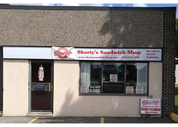 Ottawa sandwich shop Shorty's Sandwich Shop