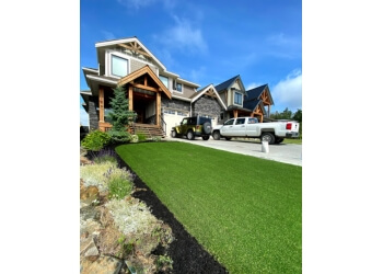 Langley landscaping company Showcase Landscaping Inc.