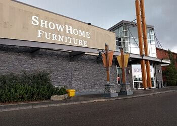 Calgary furniture store Showhome Furniture