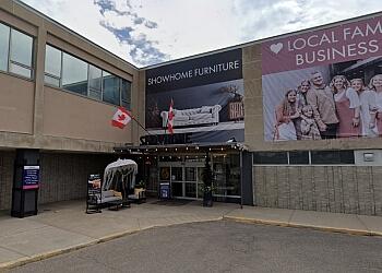 Calgary furniture store Showhome Furniture