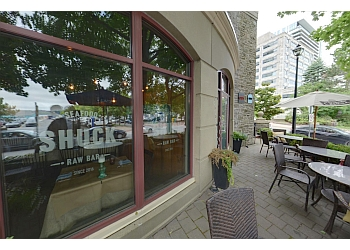 Halifax seafood restaurant Shuck Seafood and Raw Bar