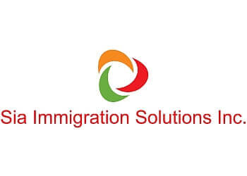 Sia immigration solutions inc. Kamloops Immigration Consultants