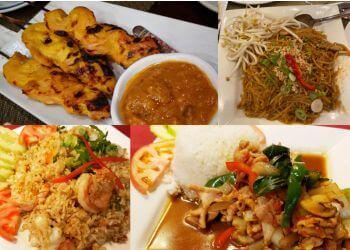 Ottawa thai restaurant Siam Bistro