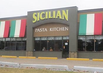 Edmonton italian restaurant Sicilian Pasta Kitchen