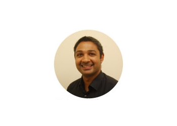 Chilliwack physical therapist Sid Anandkumar, PT