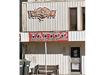 Georgetown tattoo shop Sideshow Tattoos & Piercing