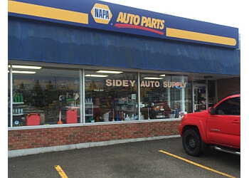 Peterborough auto parts store Sidey Auto Supply Inc.