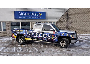 Barrie sign company SignEdge