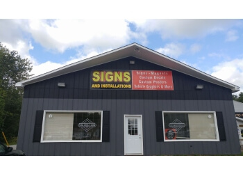 3 Best Sign Companies In Fredericton Nb Expert