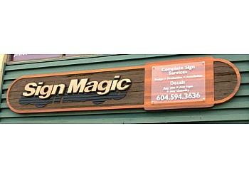 Surrey sign company Sign Magic Ltd