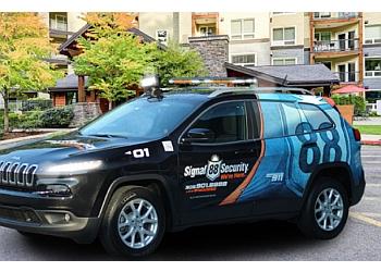 Ottawa security guard company Signal 88 Security