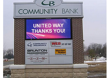 Pickering sign company Signarama