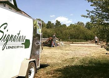 Regina landscaping company Signature Landscaping