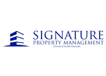 Burlington property management company Signature Property Management