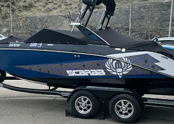 Kamloops sign company Signature Signs & Printing