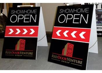 Regina sign company Signco Graphic Supply