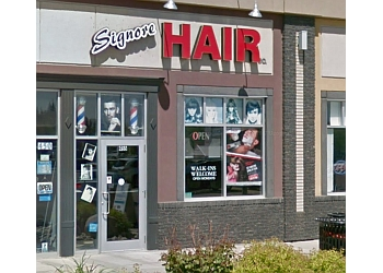 St Albert hair salon Signore Hair Salon