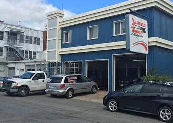 Shawinigan car repair shop Silencieux Bergeron Inc.
