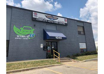 Oakville car repair shop Sil's Complete Auto Care Centre