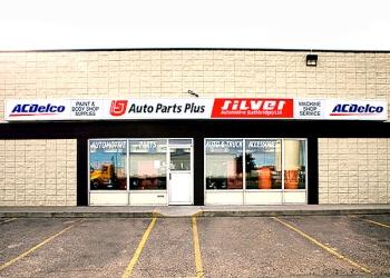 Lethbridge auto parts store Silver Automotive ltd.
