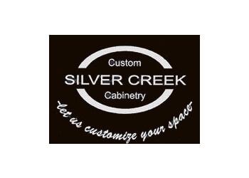 Welland custom cabinet Silver Creek Cabinetry