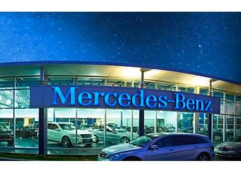 Montreal car dealership Silver Star Mercedes- Benz
