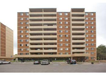 Halton Hills apartments for rent Silvercreek Towers