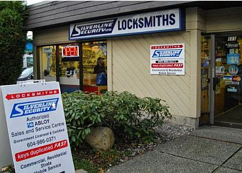 North Vancouver locksmith Silverline Security Locksmith Ltd.