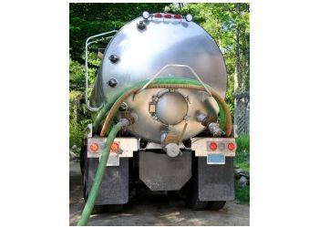 Sherwood Park septic tank service Silvester Enterprises