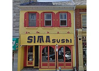 Kingston sushi Sima Sushi