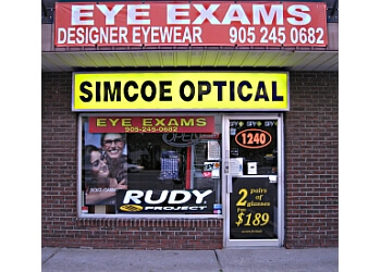 Oshawa optician Simcoe Optical