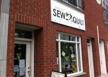 Barrie sewing machine store Simcoe Sew and Quilt