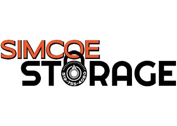 Norfolk storage unit Simcoe Storage