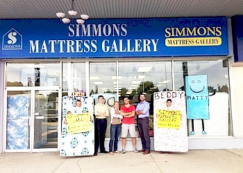Fredericton mattress store Simmons Mattress Gallery