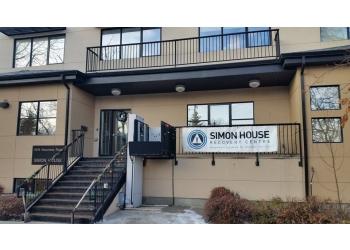 Calgary addiction treatment center Simon House Recovery Centre