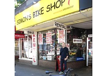 Vancouver bicycle shop Simon's Bike Shop