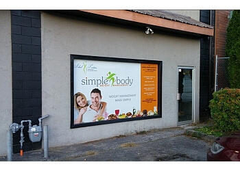 Abbotsford weight loss center Simple Body Weight Management