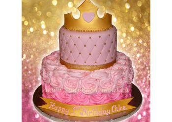 Newmarket cake Simply Decadent