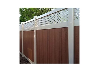 Fredericton fencing contractor Simply Fence Ltd.