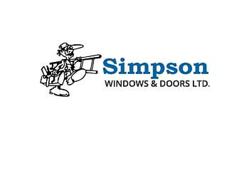 Newmarket window company Simpson Windows and Doors ltd.