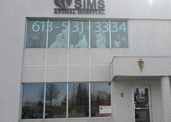 Kingston veterinary clinic Sims Animal Hospital