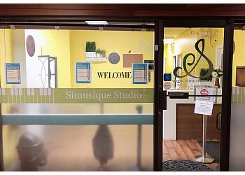 Coquitlam music school Simusique Studio