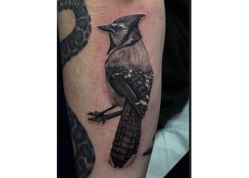 Halifax tattoo shop Sin on Skin Tattoos