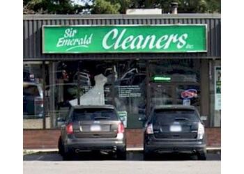 Brantford dry cleaner Sir Emerald Cleaners