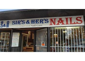 Abbotsford nail salon Sir's & Her's Nail Care