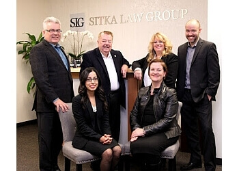 Victoria real estate lawyer Sitka Law Group