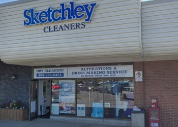 Burlington dry cleaner Sketchley Cleaners