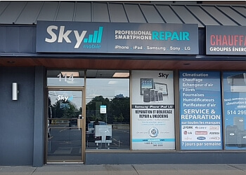 Brossard cell phone repair Sky Mobile