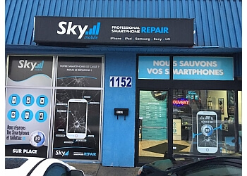 Longueuil cell phone repair Sky Mobile